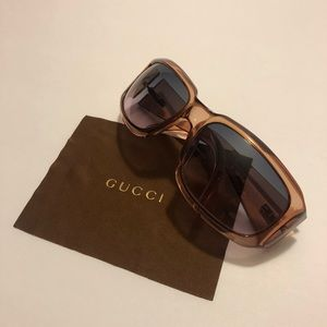 Gucci GG 1402/S sunglasses light brown